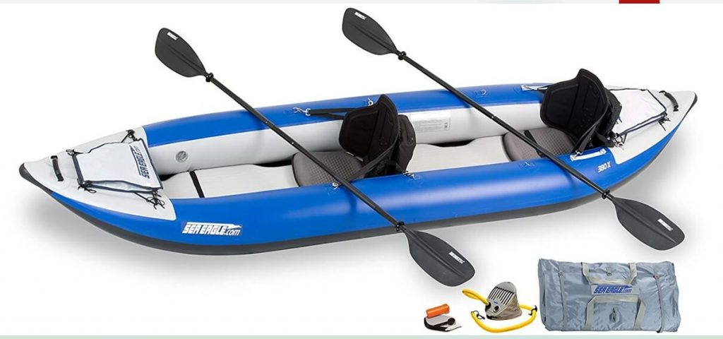 Kayaks for Fat People/Sea Eagle 380x